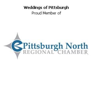 Weddings of Pittsburgh - Proud Member of North Pittsburgh Regional Chamber