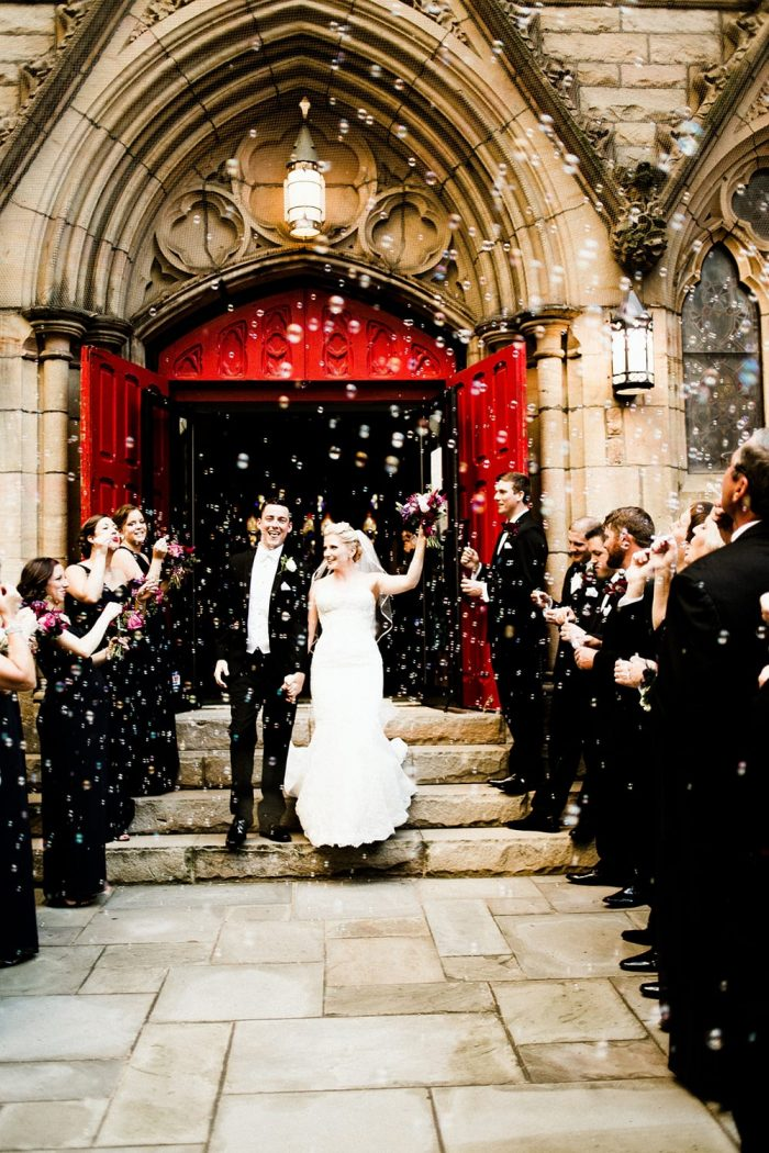 Chrissy & Eric—Weddings of Pittsburgh
