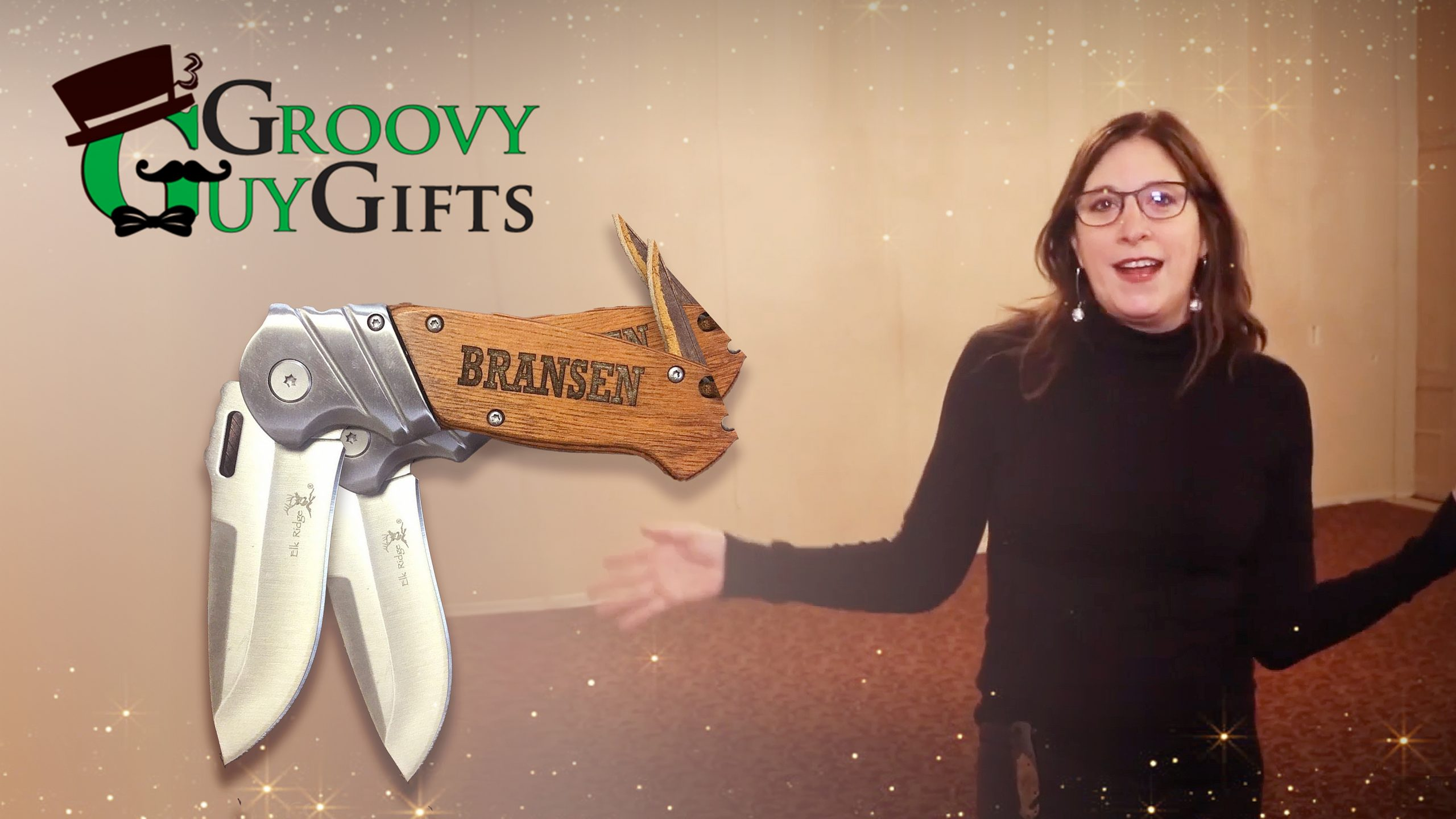 personalized knives from groovy guy gifts