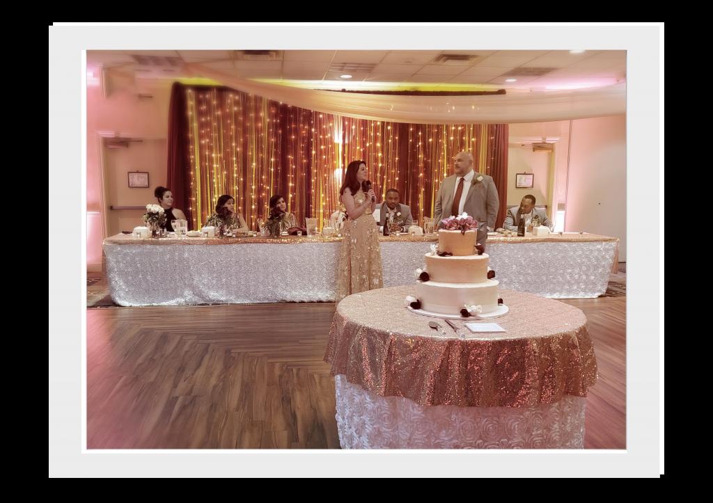 Rachael and Ian Cake Luxury Wedding Planner