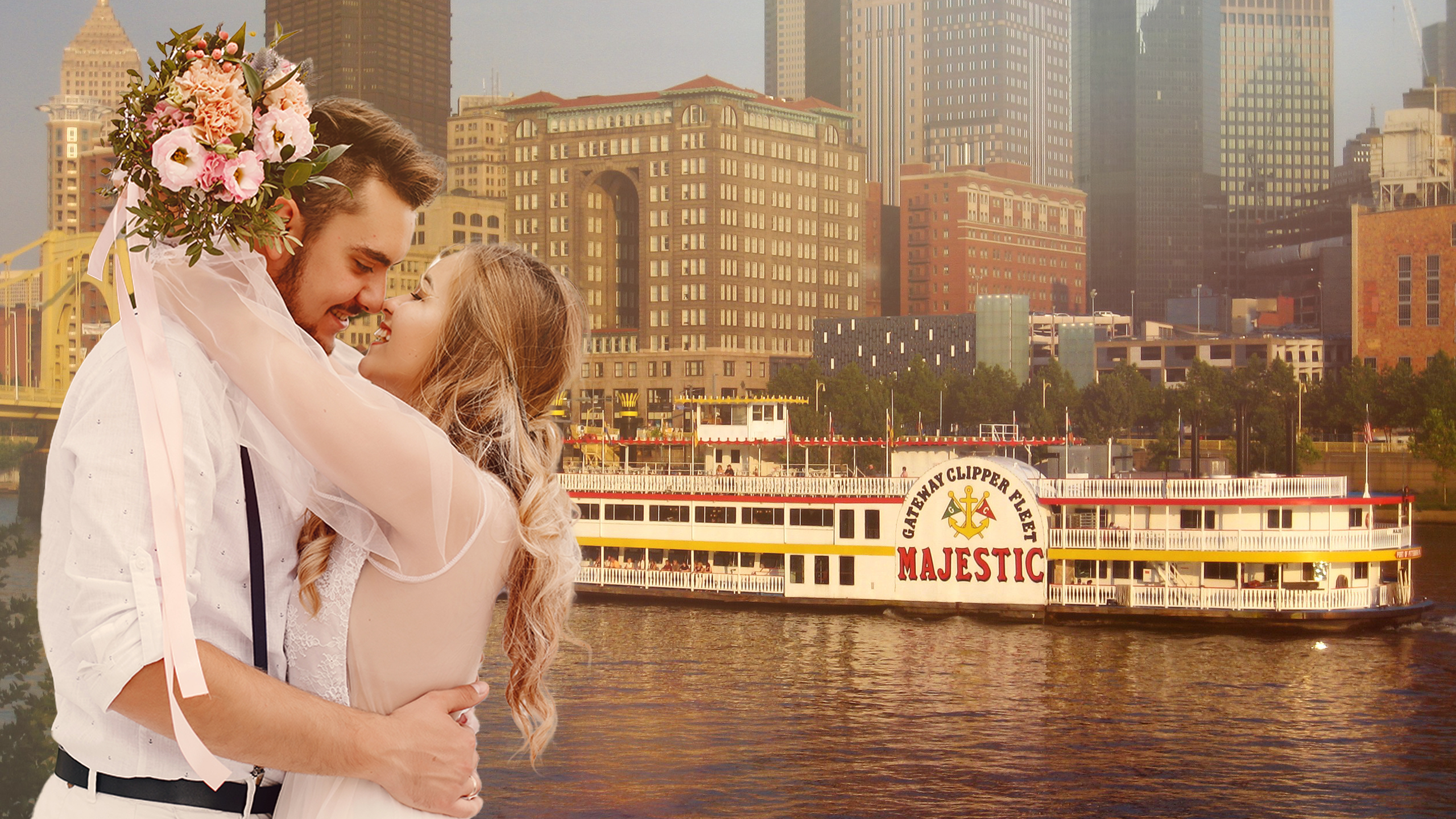 gateway clipper wedding