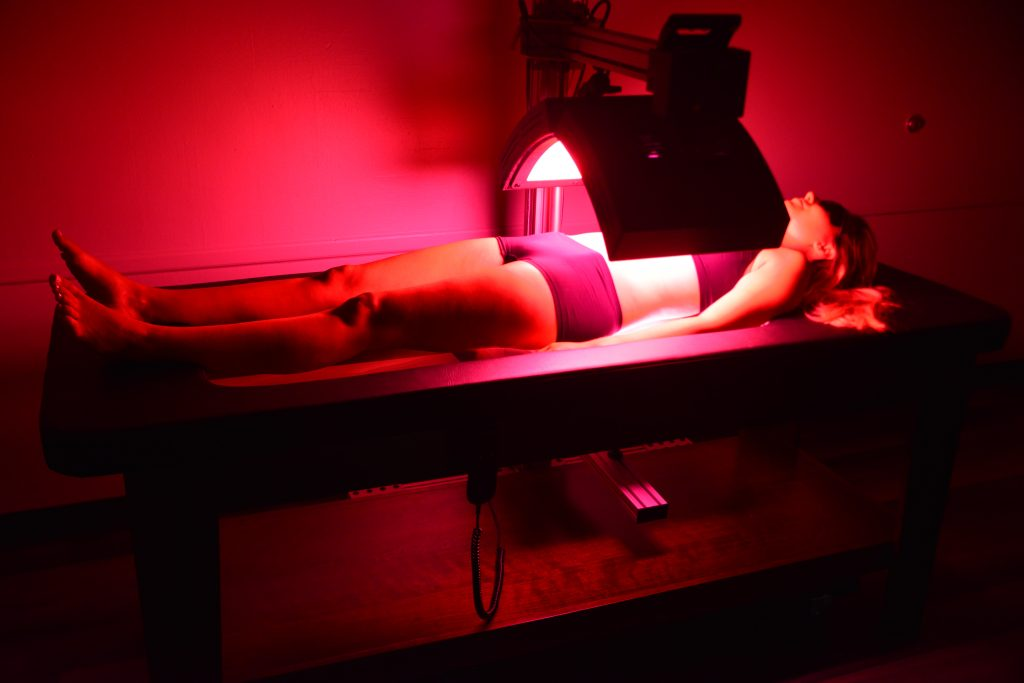SkinnyLight Red Light Therapy